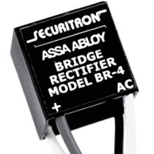 Securitron - Bridge Rectifier - 4AMP - BR-4 DS-SE71
