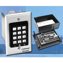 Securitron - Digital Keypad - Pad  Indoor - Single Gang - DK-16P DS-SE128
