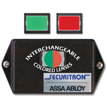 Securitron - Push Button  Alternate - Surface Mount - Remote - PB3EAR DS-SE515
