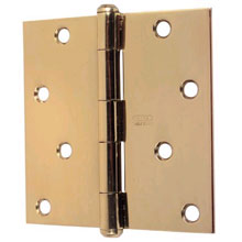 "Stanley - 749 US-3 Solid Brass Hinges 3.5"" 30635"